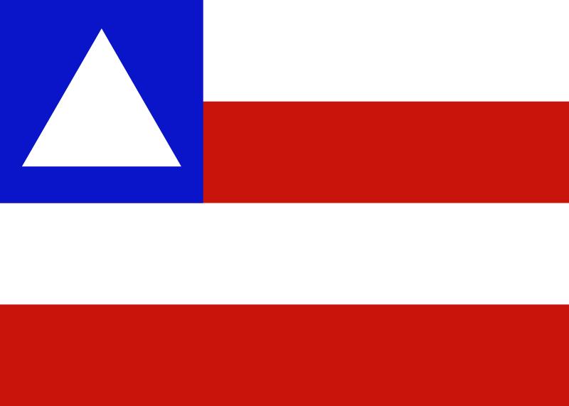 Bandeira: Bahia