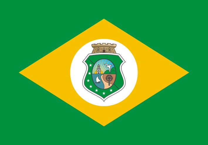 Bandeira: Ceará