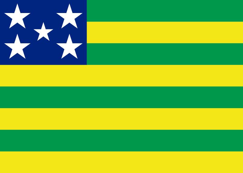 Bandeira: Goiás