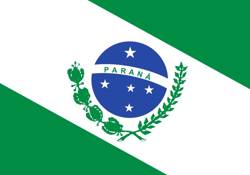 Bandeira: Paraná