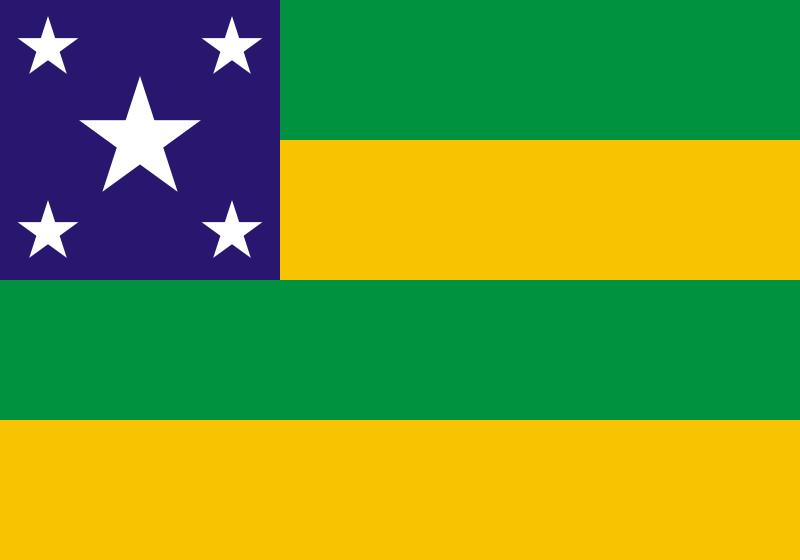 Bandeira: Sergipe