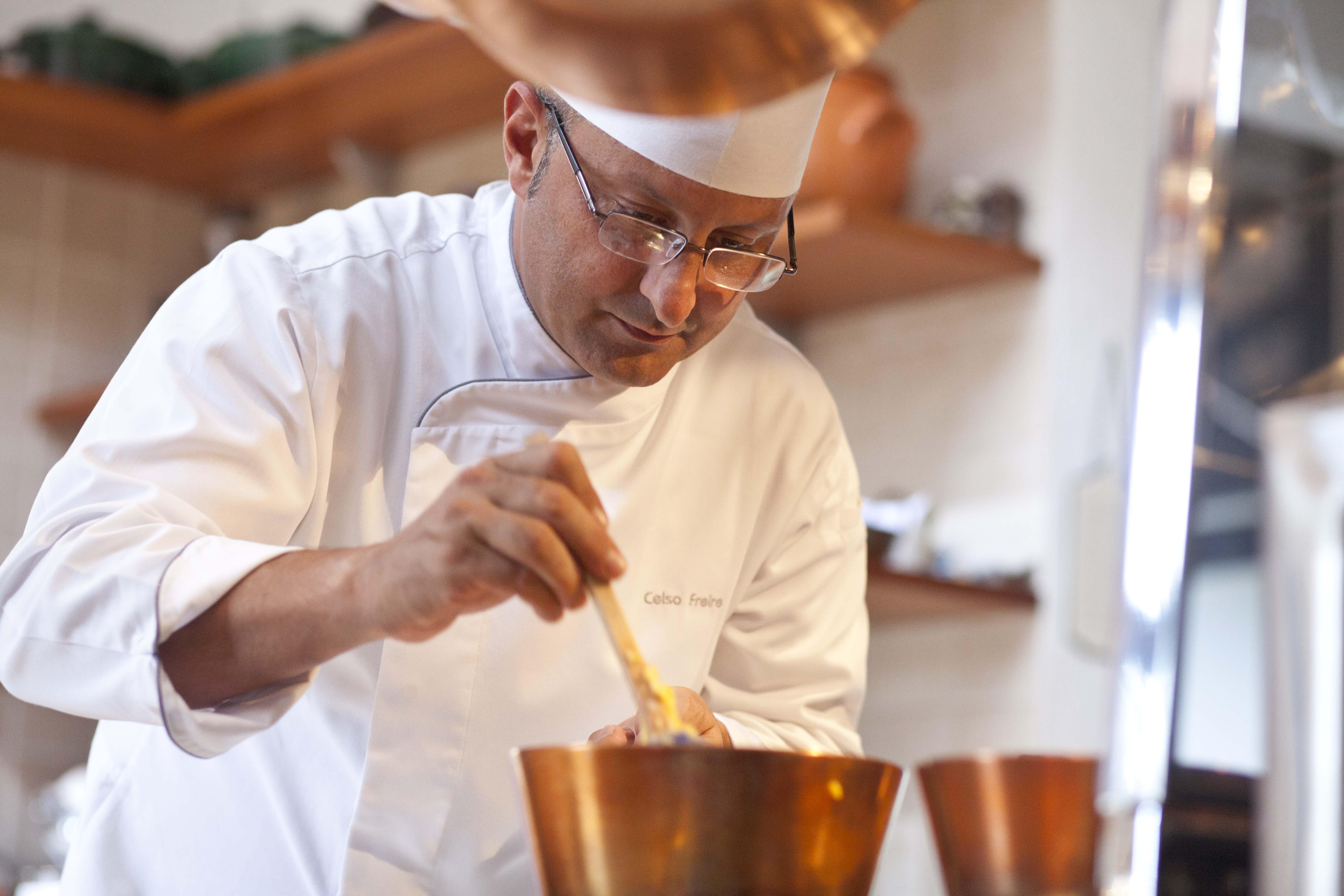 Celso Freire comanda o Morretes Chef, festival gastronômico com 10 chefs renomados que explora a produção local de ingredientes