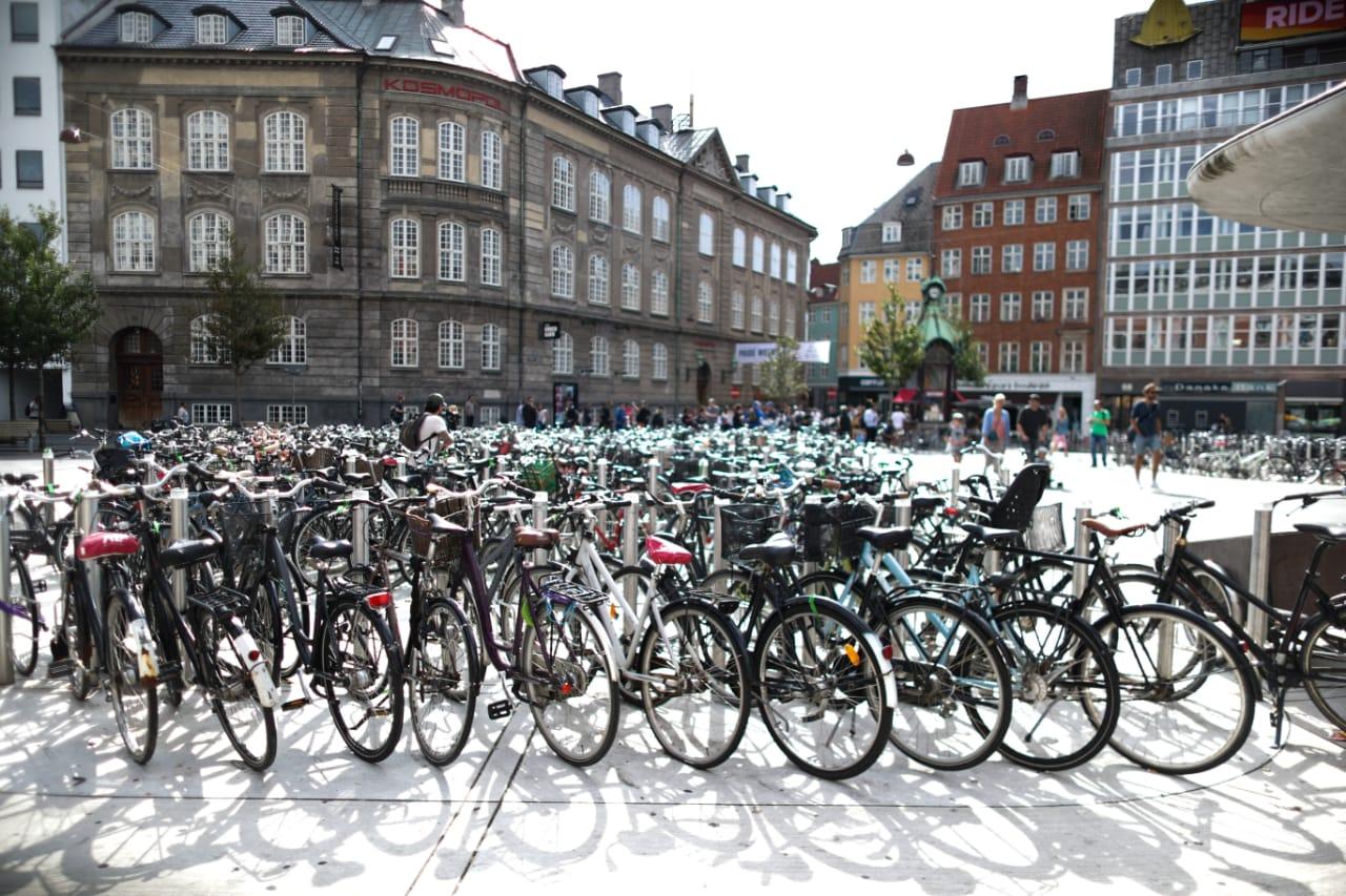 Cidade pensada para pessoas é modelo de Copenhague para o Mundo