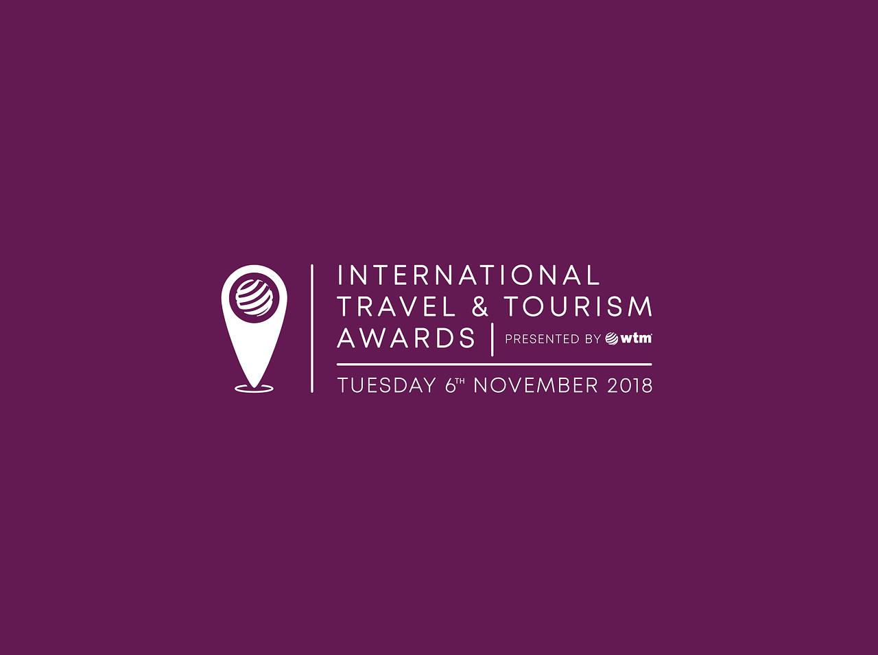 Empresas e Órgãos turísticos Latino Americanos estão entre os finalistas do International Travel & Tourism Awards 2018
