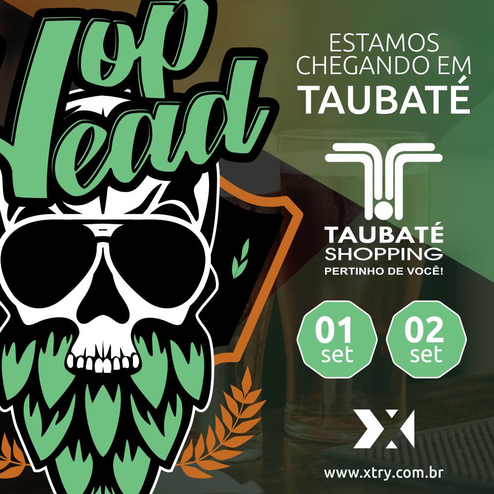 Taubaté recebe encontro de cervejarias artesanais