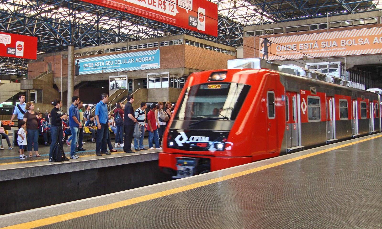Linktel disponibiliza Wi-Fi nas estações de trem da CPTM