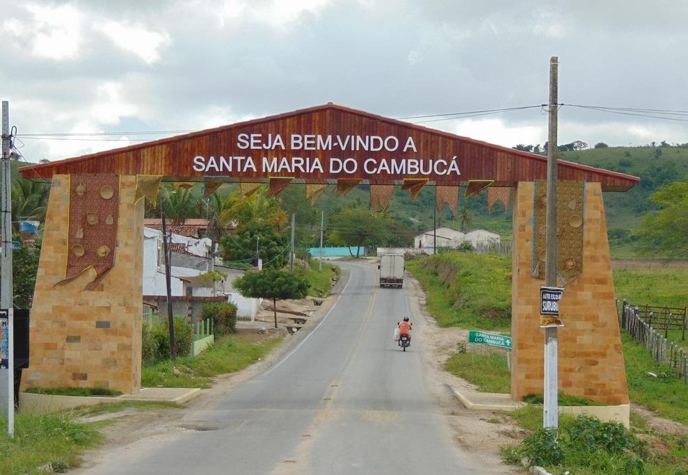 Santa Maria do Cambucá