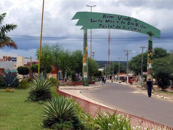 Santa Maria da Boa Vista